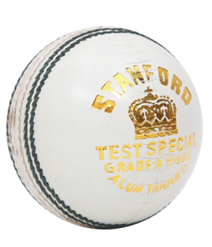 Picture of SF Cricket Ball Test Special White
