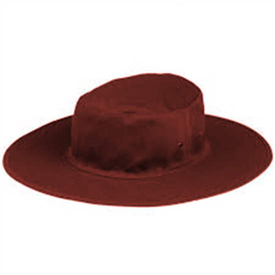 Picture of Maroon Sun Hat