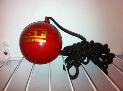 Image de Synthetic Ball with String