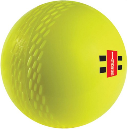 Image de GN BALL INDOOR CRICKET Yellow 4oz