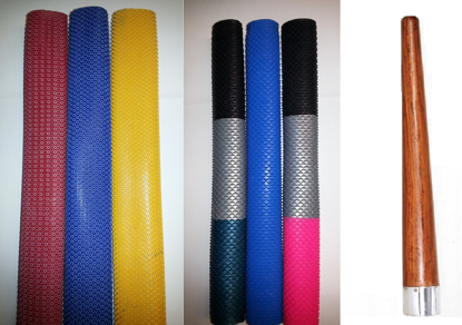 Picture of 6 Grade one Grips + 1 Cone Grip Applicator