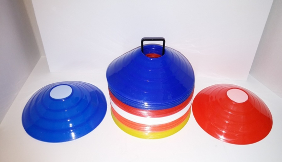 Picture of Saucer Cones Set