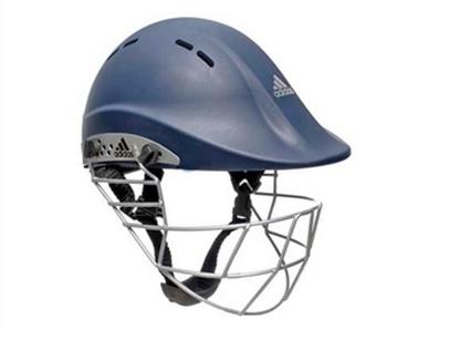 Picture of adiPower Premiertek Helmet - Navy - Titanium Visor