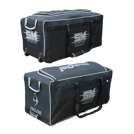 Picture of SM COLLIDE Team Kit Bag with WHEELS