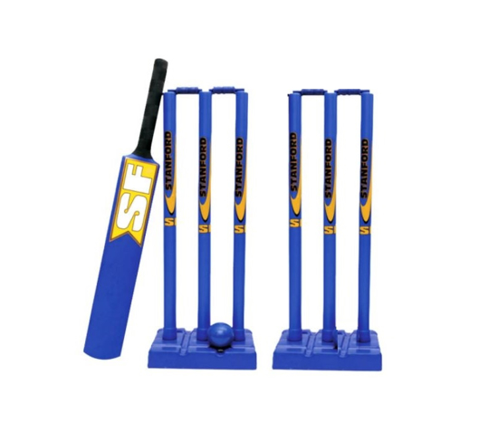Picture of PLASTIC CRICKET SET - SIZE 4