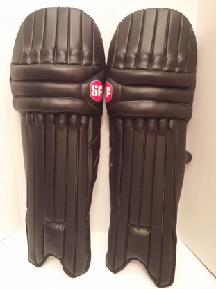 Picture of SF Batting leg-guard Clublite - BLACK - AMBI
