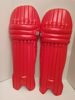 Picture of SF Batting leg-guard Clublite - Red - AMBI