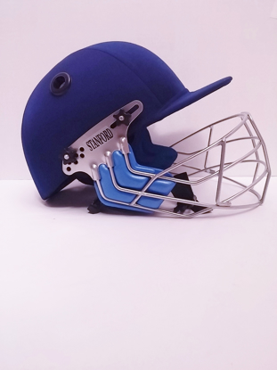 Image de SF Cricket Helmet IMPACT - Navy