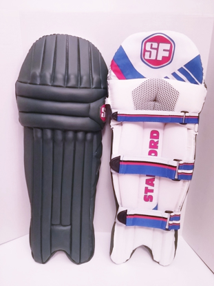 Picture of SF Batting leg-guard Clublite - Dark GREEN - AMBI