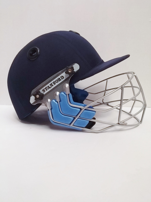 Image de SF Cricket Helmet Nexzen - Navy