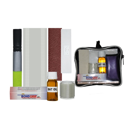Image de Cricket Bat Preparation Kit