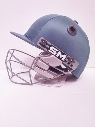 Image de SM Cricket Helmet COLLIDE - GREEN