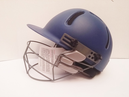 Image de MRF Cricket Helmet PRODIGY - Navy Youth