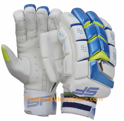 Picture of SF Batting Gloves Platinum - LH Only