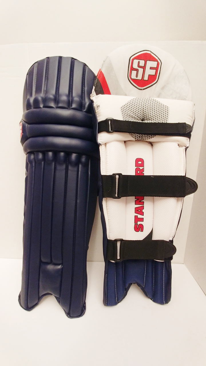 Picture of SF Batting leg-guard Clublite - NAVY BLUE - AMBI