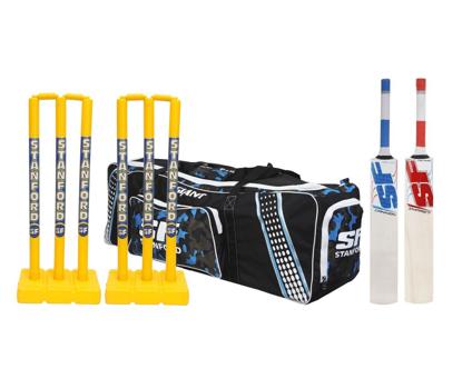 Image de Kashmir Willow Cricket Set