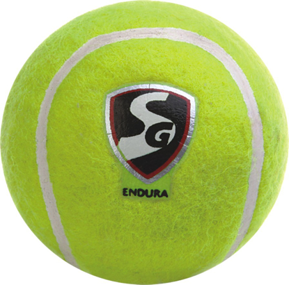 Picture of SG Endura Heavy Tennis Ball Lime Color