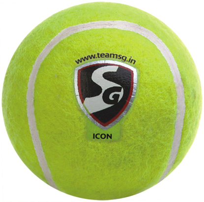 Image de SG Icon Heavy Tennis Ball Lime Color