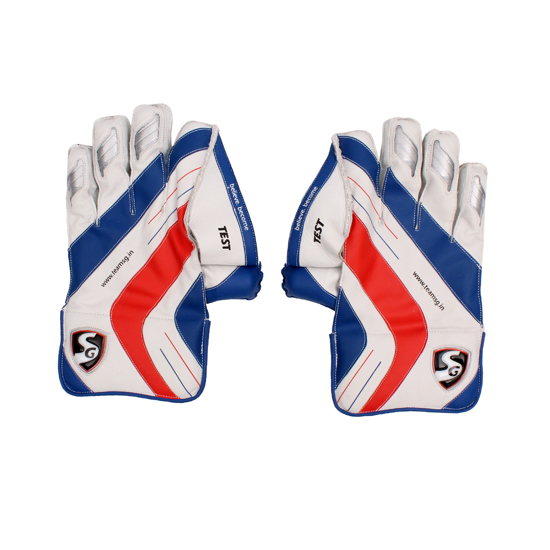 Picture of SG Test Wicket Keeping Gloves