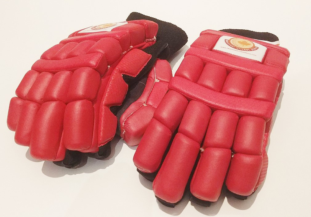 Picture of WKT Batting Gloves Player Edition RED MRH
