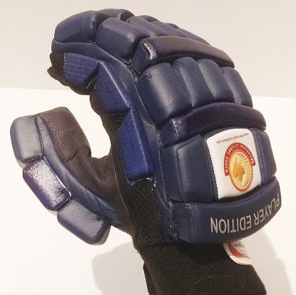 Image de WKT Batting Gloves Player Edition NAVY BLUE MRH