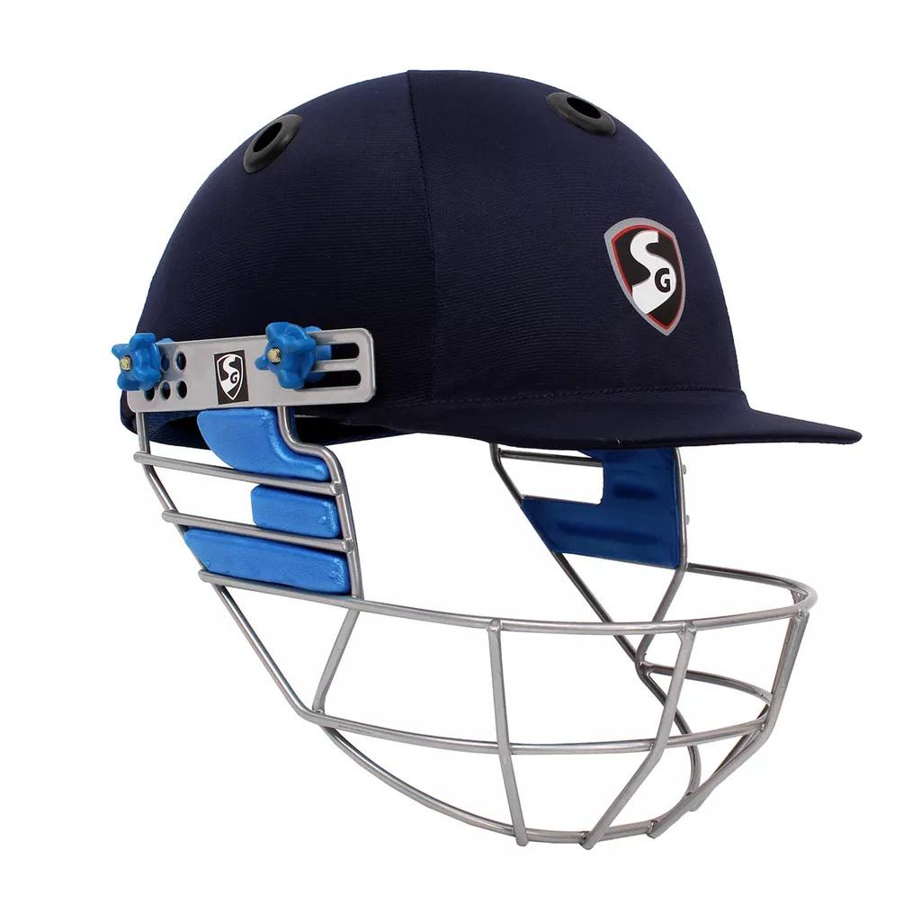 Picture of SG Cricket Helmet Aero Select - Navy
