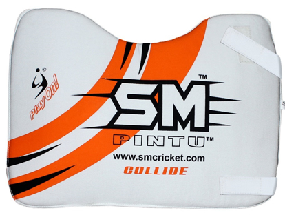 Image de SM CRICKET CHEST GUARD COLLIDE
