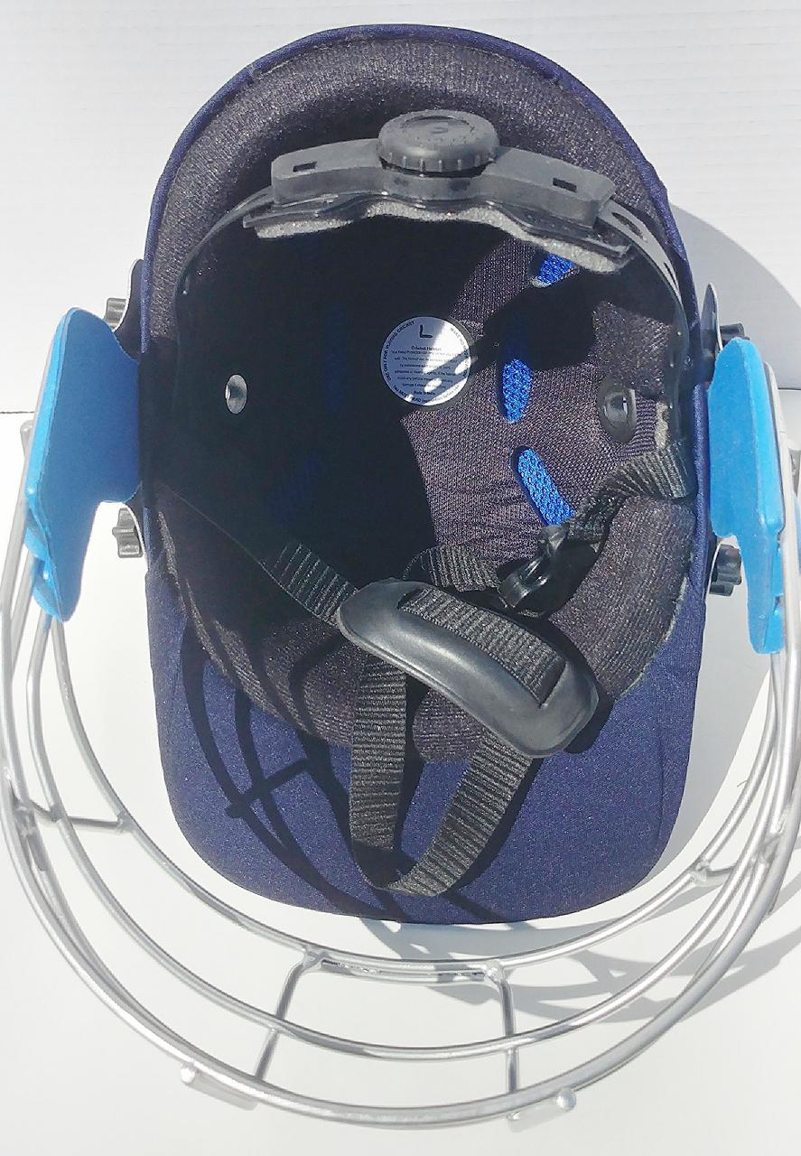 Picture of SF Cricket Helmet Warrior - Navy