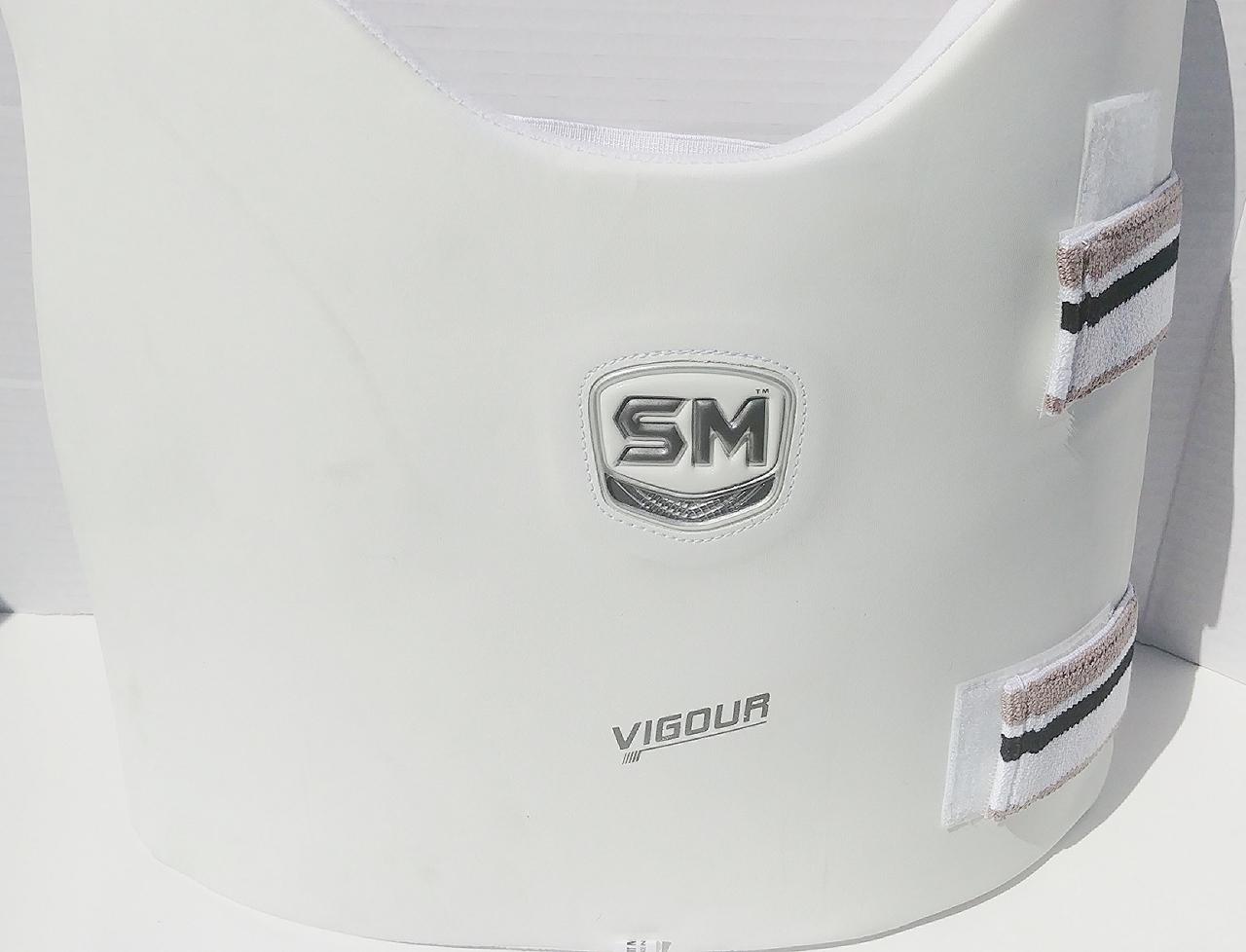 Picture of SM CRICKET CHEST GUARD VIGOUR