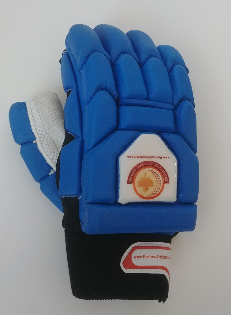 Picture of WKT Batting Gloves Triumph Royal Blue - RH Only