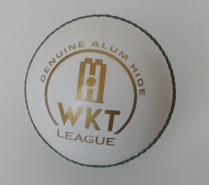 Image de WKT Cricket Ball LEAGUE