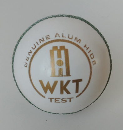 Image de WKT Cricket Ball TEST