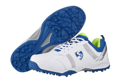 Image de SG Shoes CLUB 4.0 WHT/R.BLU/AQUA