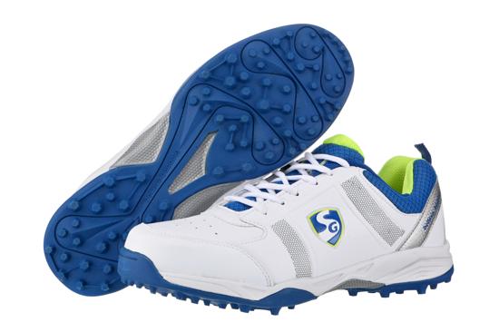 Picture of SG Shoes CLUB 4.0 WHT/R.BLU/AQUA