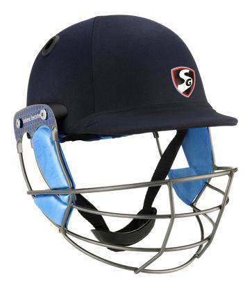 Image de SG Cricket Helmet SAVAGE TECH - Youth