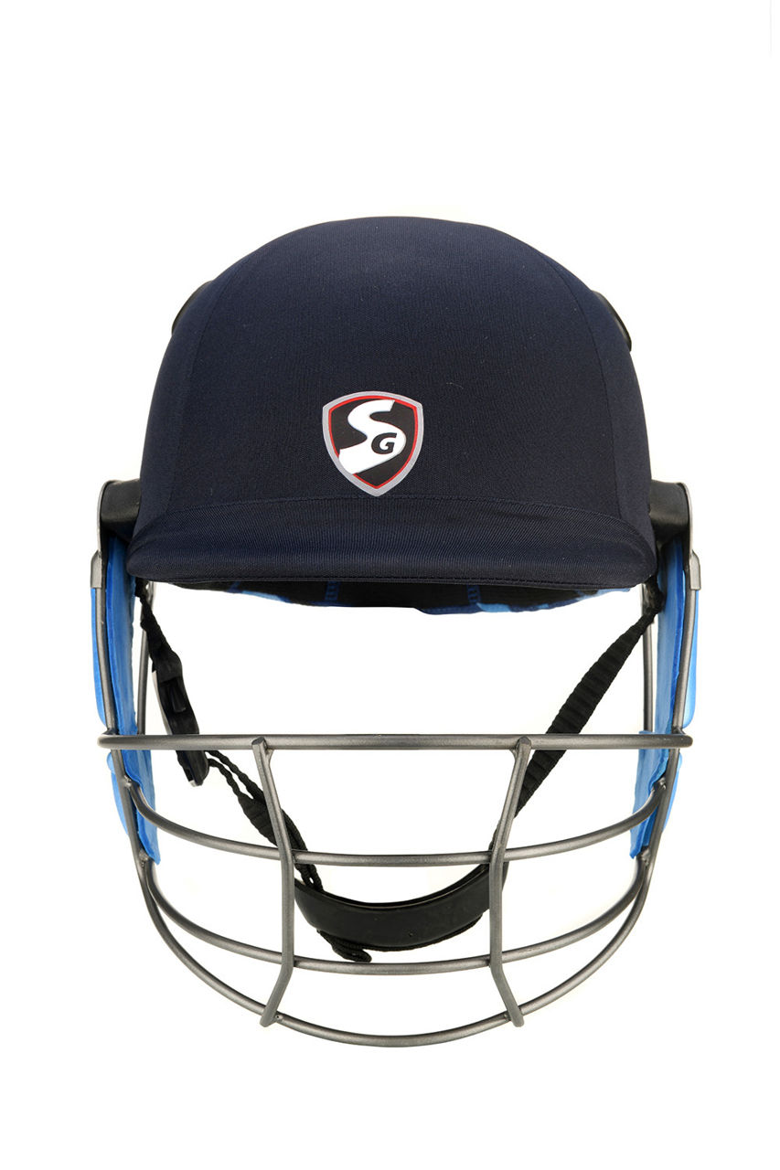 Picture of SG Cricket Helmet SAVAGE TECH - Youth