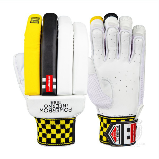 Picture of GN GLOVE Powerbow INFERNO THUNDER Y/LH - Youth