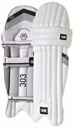 Picture of GM BATTING PADS - 303 AMBI YOUTHS - Dual Wing